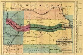 Map Of Ks History Of Kansas Wikiwand