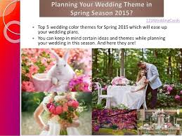 wedding plans and ideas summer wedding color ideas 2015