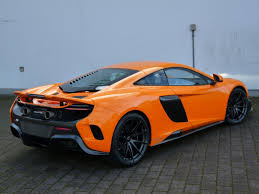 orange mclaren price one of five mclaren 675lt prototypes for sale