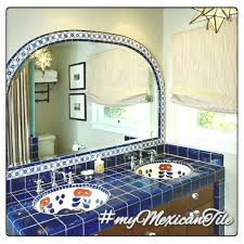 mexican tile bathroom floor brightpulse us