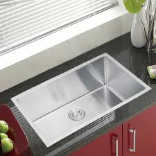 Kitchen Sinks Drop In Double Bowl by Kitchen Sinks Vessel Drop In Stainless Steel Oval Polished Chrome