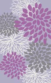 Lilac Area Rug by Surya Surya Abigail Abi 9055 Gray Lavendar Area Rug 105928