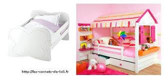 chambre bebe lola lit acvolutif enfant papillon de chez vertbaudet