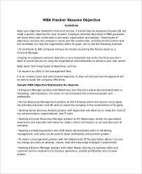 Generic Resume Objective Examples by Resume How To Write Your Objective
