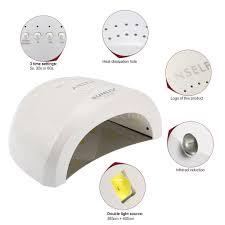 new anself sunone led uv lamp nail dryer gel polish curing machine