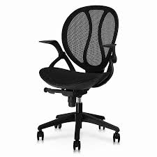 ship from us langria office chair mid back swivel mesh office