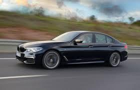 xdrive bmw review 2018 bmw m550i xdrive sedan review car and driver review