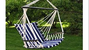Padded Hammock Chair Hanging Hammock Swing Chair Truefamilydeals Com Youtube