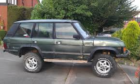 land rover classic range rover classic off roader for sale sorc 4x4