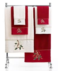 christmas towels lenox christmas towels macy s