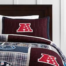 Her Side His Side Comforter Nfl Bedding U0026 Football Bedding Pbteen