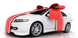 car ribbon buying a car as a present things to think about the allstate