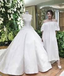 wedding dress designer jakarta shangri la jakarta on see how beautiful anazsiantar