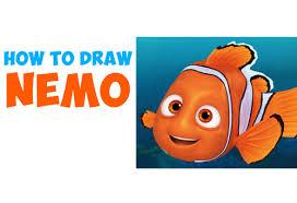 clown fish archives draw step step drawing tutorials