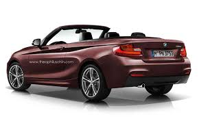 bmw 2 series convertible release date bmw 2 series convertible photoshop