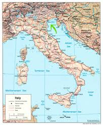 venice map geography lesson map of venice naturalist academy