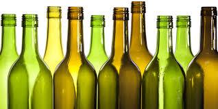 wine bottles empty wine bottles