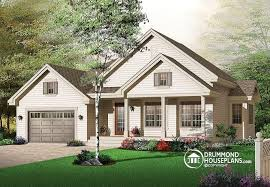 bungalow house plans with front porch house plan w3239 detail from drummondhouseplans com