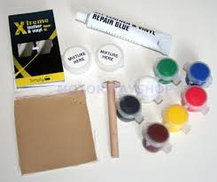 Leather Sofa Rip Repair Kit by Car Leather Vinyl Repair Kit Interior Seat Fix Most Colours Tear