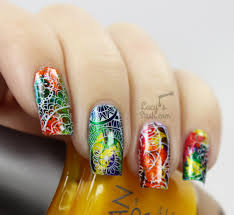 marbled madness nail art tutorial bundle monster shangri la