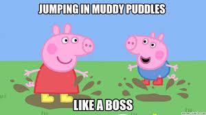 Peppa Pig Meme - pig
