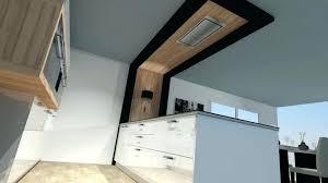 moteur hotte aspirante cuisine design d intérieur hotte industrielle cuisine plafond ciel de pour