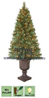 sterling pot tree led sterling artificial tree