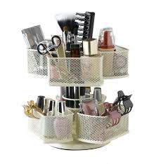 makeup storage clutter with these storage solutions on heels