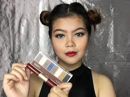 Harga Sariayu Kit makeup tutorial with sariayu trend warna 2016 inspirasi
