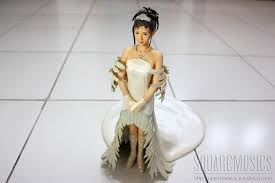 Wedding Dress Cast Sold Final Fantasy X Yuna Wedding Cold Cast Squaremusics