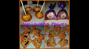 Cheap Halloween Appetizers by Diy Halloween Treats Fall Treats 2016 Youtube