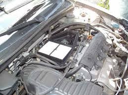 2004 honda civic fuel filter performing an change on a honda civic