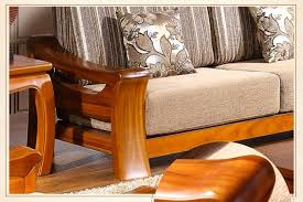 Modern Wooden Sofa Designs Modern Teak Wood Sofa Set Designs Glif Org