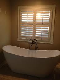 look at this beautiful bathroom window in fishers carmel