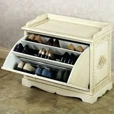Tjusig Bench With Shoe Storage Shoe Bench Ana White Shoe Rack Bench White Ikea Tjusig Bench With