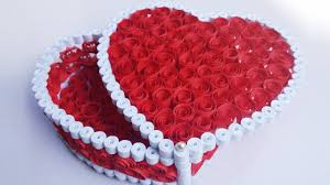 quilling gift box ideas diy heart for valentine handiworks 53