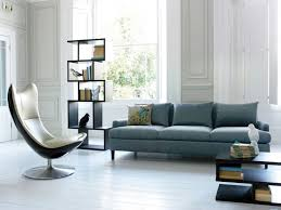 Living Room Furniture Warehouse Neutral Flax Living Room With Contemporary Sofa Warehouse