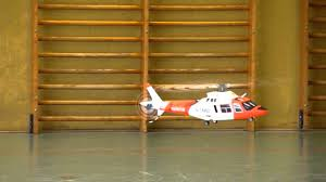 t rex 450 with agusta coast guard fuselage youtube