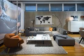 masculine sofas the masculine modula boconcept carmo sofa in an industrial yet