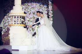 wedding cake indonesia 6 most beautiful swoon worthy wedding cakes in past years