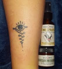 vegan tattoo aftercare cream vegan tattoo aftercare ink balm wild rose
