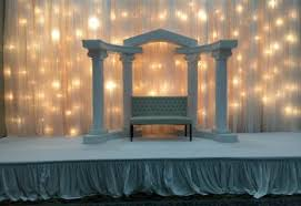 wedding backdrop edmonton wedding backdrop edmonton infinite event services wedding rentals