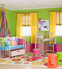 Adorable Girl Rooms - Girl bedroom colors