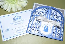 cinderella wedding invitations fairy tale wedding invitations cinderella regal gate fold