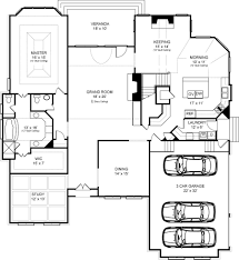 Builder House Plans by Featured House Plan Pbh 6158 Professional Builder House Plans