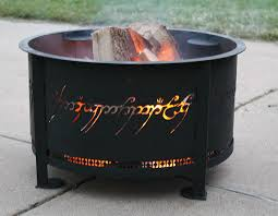 Metal Firepit Metal Pits Crafts Home