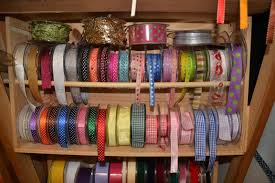 patterned ribbon ribbons haberdashery livingstone textiles bridport