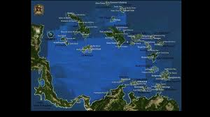 Map Curacao Guide New Caribbean Maps By Cpt F Piratesahoy