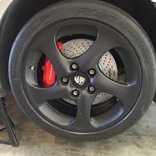lexus wheels powder coated 996 turbo wheels powder coated matte black rennlist porsche