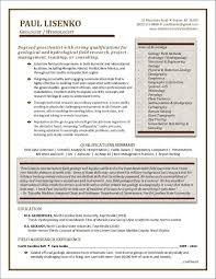 Geologist Resume Template Free Resume Templates Winning Samples Award Executive Examples
